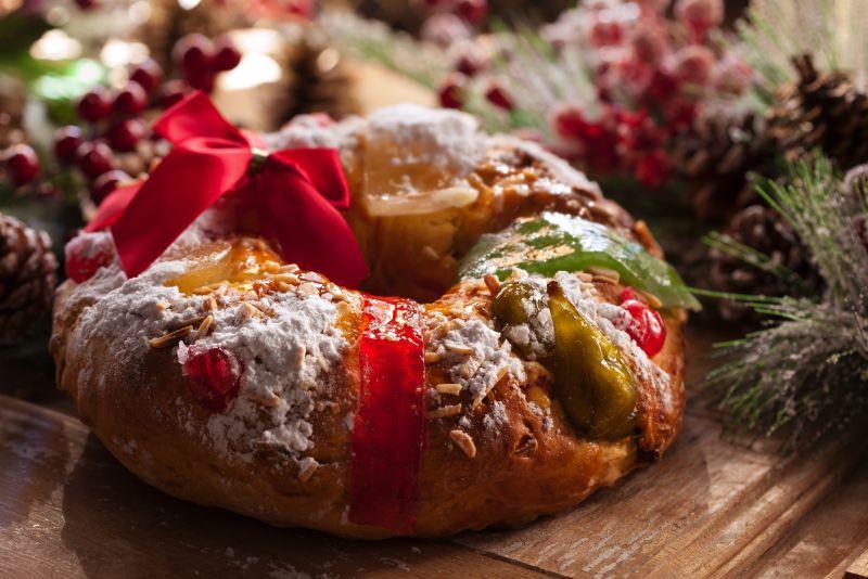 Königskuchen Portugal Weihnachtstradition