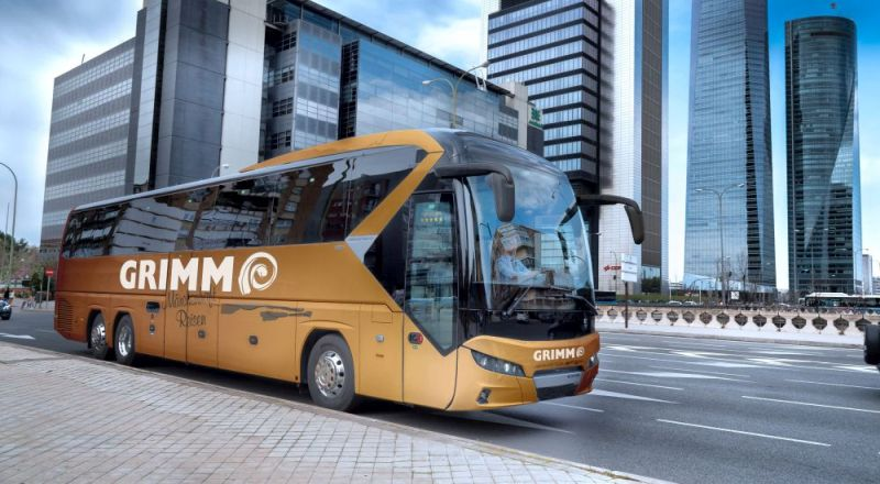 Luxusbus- First Class