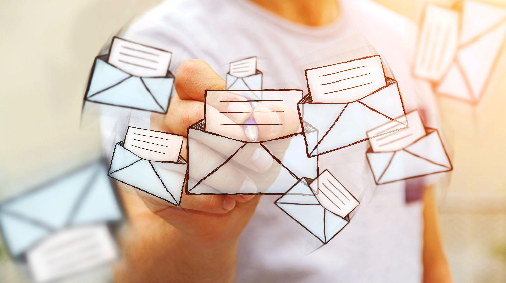 Kontakt Briefe Internet Web website Adresse schreiben Mensch