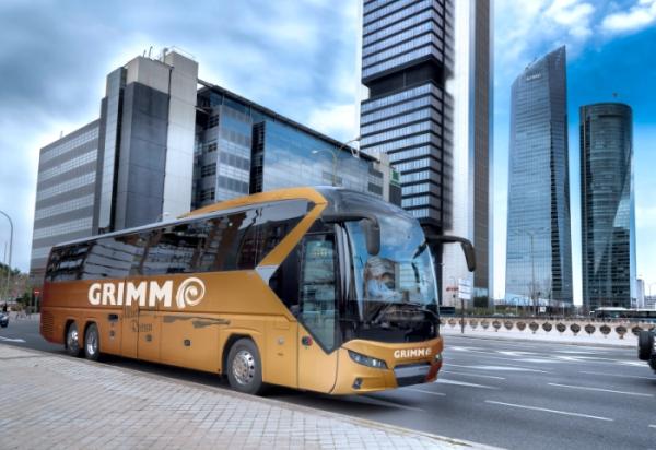 First Class Bus