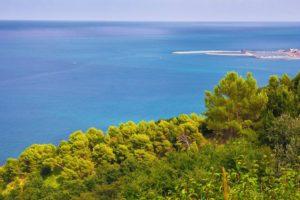 Italien Küste Strand Meer Urlaub Erholung Geißerreise Mittelitalien