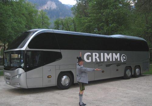 Premium Bus GRIMM-Reisen