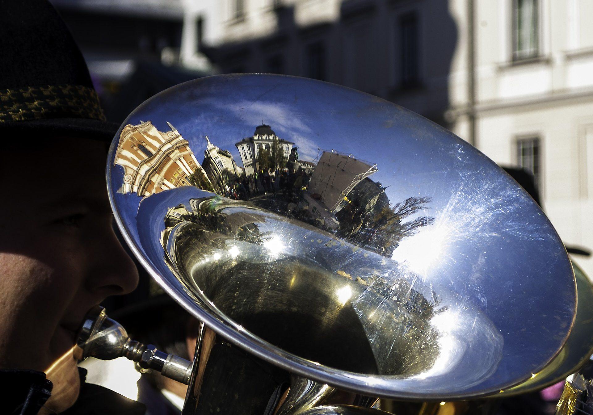 Blasmusik Tradition Kultur Erlebnis