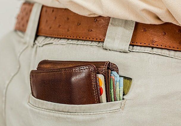 Portemonnaie Geldbeutel
