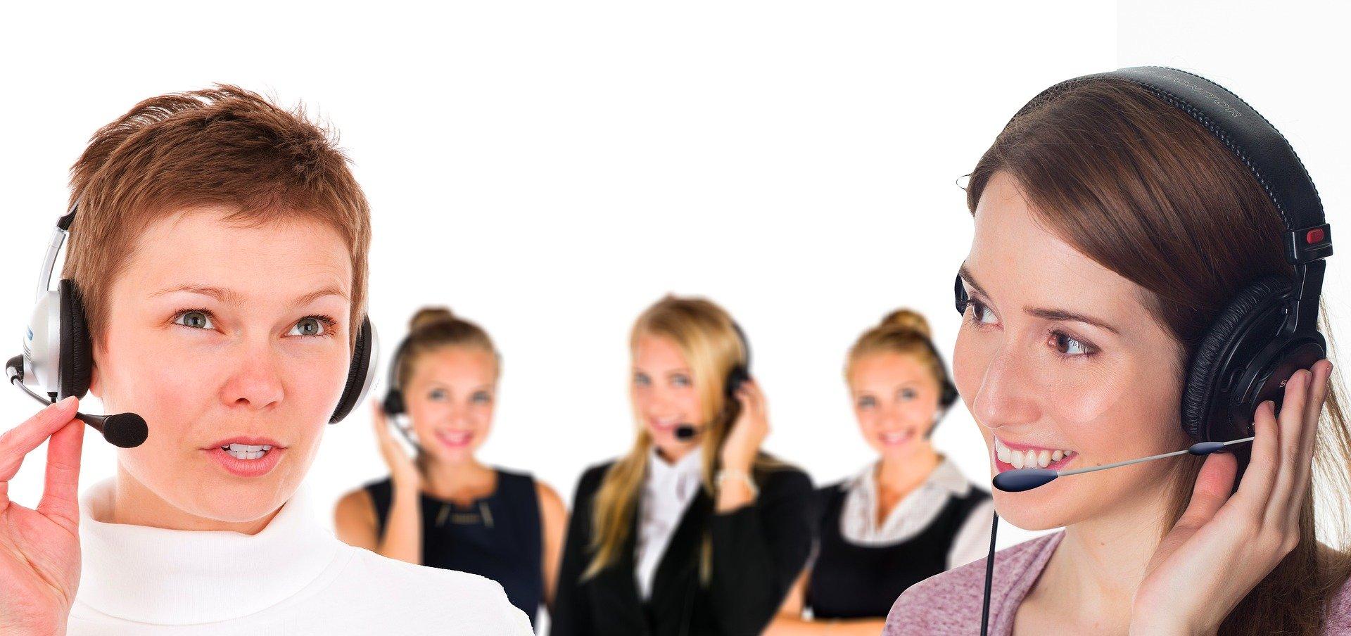 Call Center Mitarbeiter