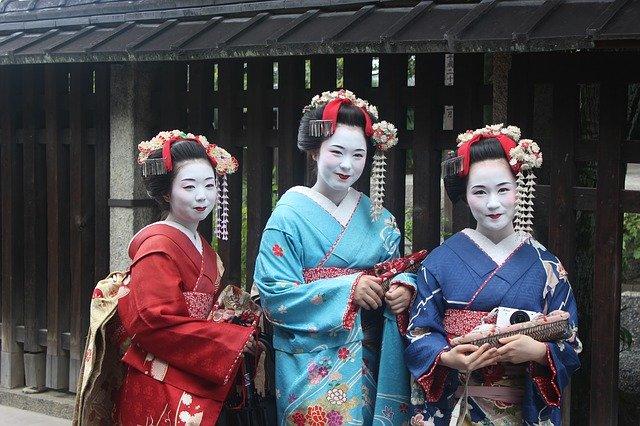 Japan - Geisha